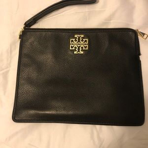 Tory Burch Accessories - Tory Burch clutch! Holds keys phones wallets, etc!